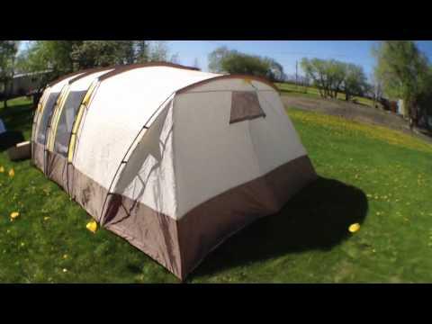 Broadstone 13 Person Tent Review Doovi