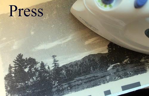 press layers