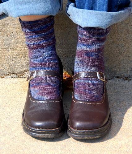 Plain Jane Socks