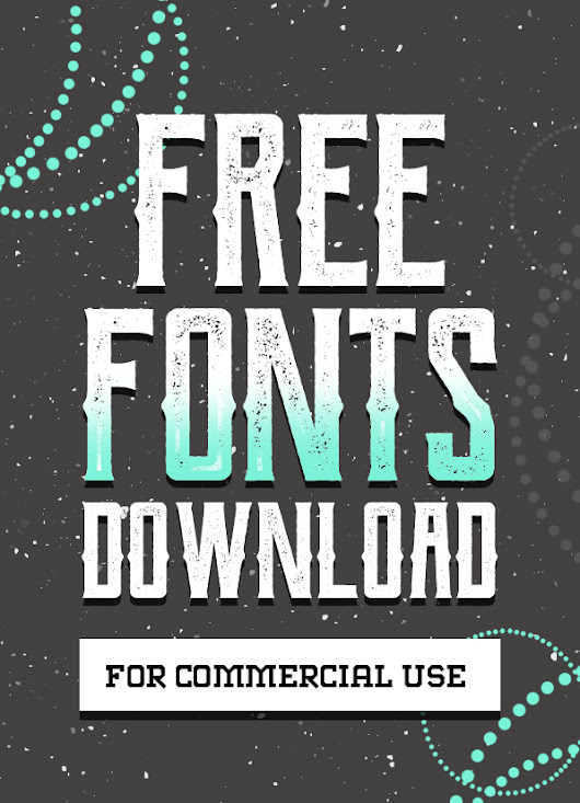 Fresh Free Fonts for Designers (17 fonts) | Fonts | Graphic Design Junction