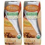 Pacific Natural Naturally Almond Vanilla Low Fat Beverage (12x32 Oz)