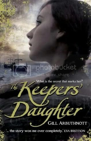 The Keeper's Daughter by Gill Arbuthnott