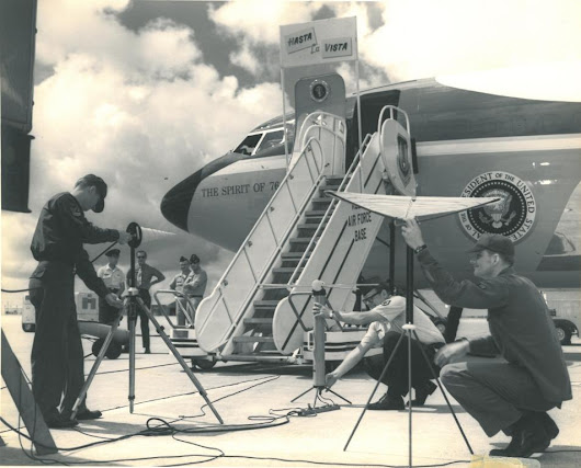 A Veterans Day Special | EMI Testing on Air Force One in 1972 |