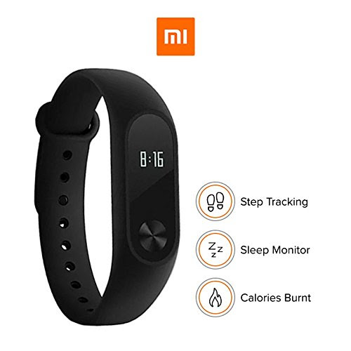 Mi Band – HRX Edition (Black) (Electronics) | Health Fitness India