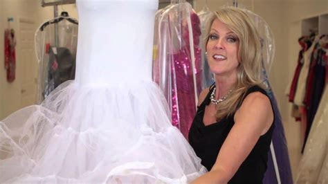 What Is the Thing That Goes Under Wedding Dresses to Make