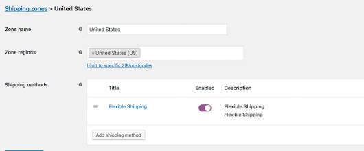 WooCommerce Shipping Cost by Price or Weight