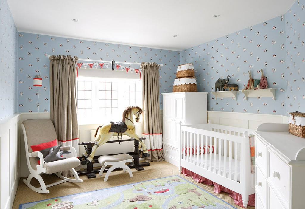 25 Baby Bedroom Design Ideas For Your Cutie Pie