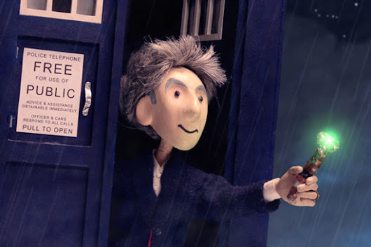 The Doctor Puppet Stop Motion Christmas Special