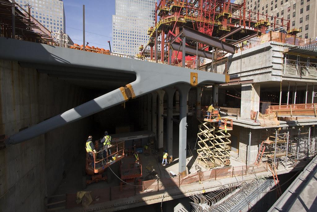 WTC tour October 14, 2009