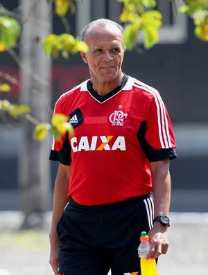 Treino Jayme de Almeida Flamengo (Foto: Agência Estado)