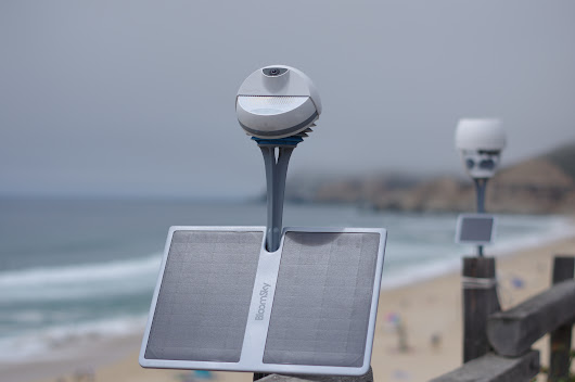 BloomSky Sky2 Weather Camera   Giveaway
