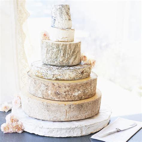 ?Ruby? Cheese Wedding Cake ? The Courtyard Dairy.