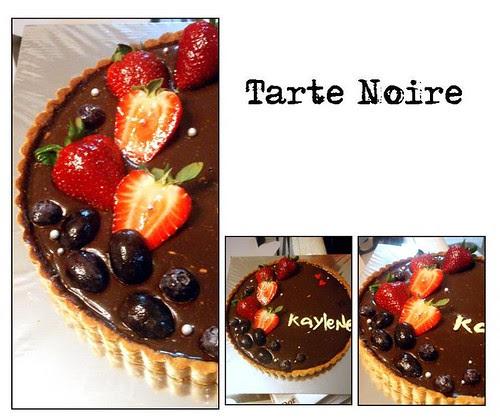 Tarte Noire