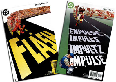 Flash #181/Impulse #81