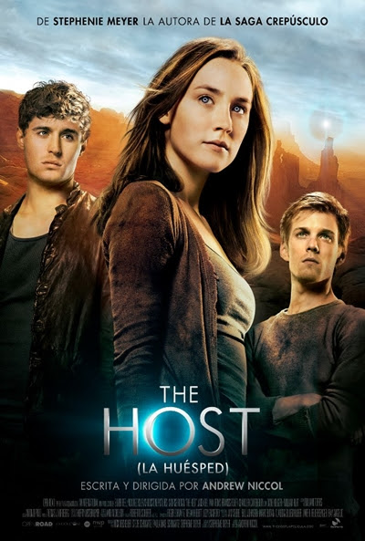 Cartel de The Host (La Huésped) (The Host)
