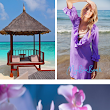 Beat The Post Holiday Blue, Try our 7 Travel Relaxation Techniques – Designer Kaftans | Beach Kaftans XS-4XL | Beachwear Coverups by Designer MyaBlueBeach