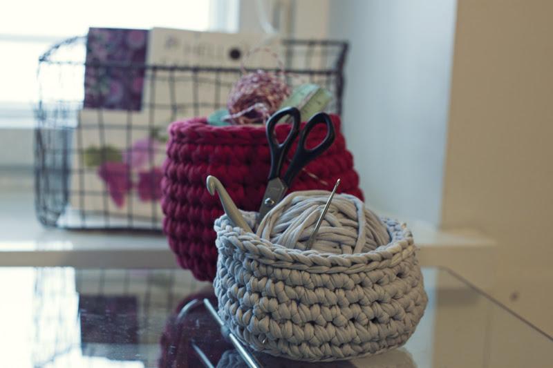 My baskets