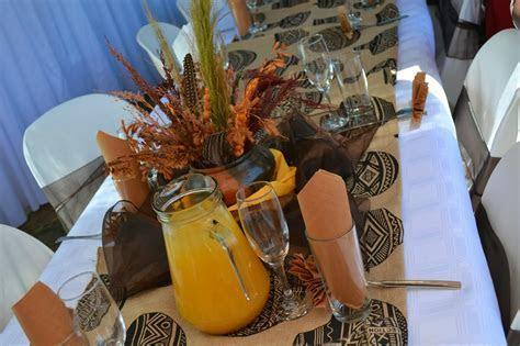 Traditional Wedding   Mekgabo Decor Services