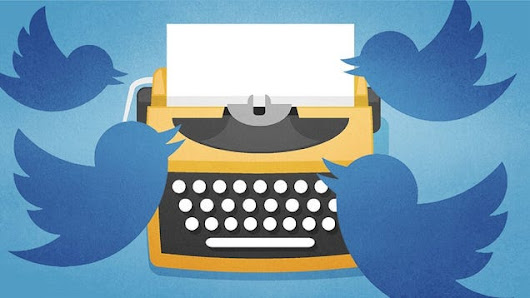 How Twitter's 140-Character Limit Made Me a Better Writer