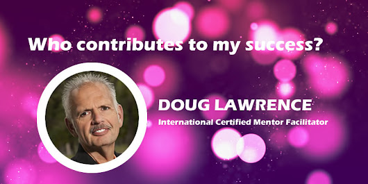 Who Contributes to My Success? by Doug Lawrence - Vertical Distinct