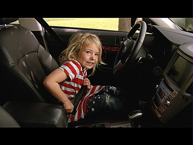 """New Subaru Ad Promotes Brand's Safety; Captures Teen's """"First Time Out"""" Driving Moment"""