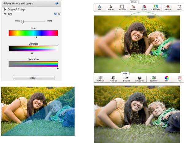 Photopad photo editor