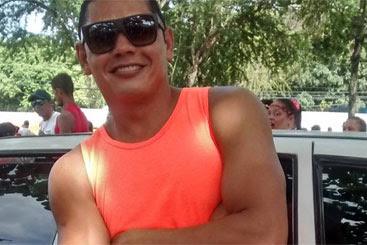 A polícia pediu a prisão preventiva de Gildo Xavier pelos crimes de sequestro, estupro, homicídio triplamente qualificado e ocultação de cadáver.Foto: Reprodução/ Facebook