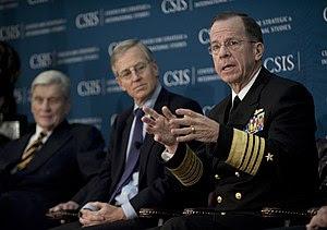 WASHINGTON (Jan. 29, 2010) Senator John Warner...