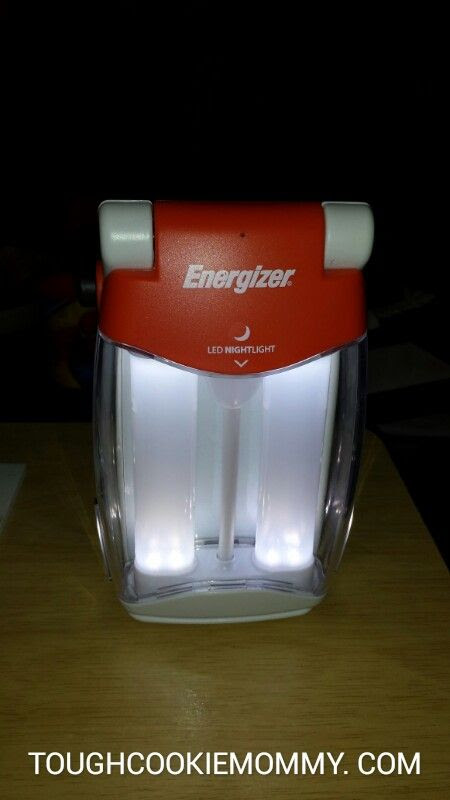 Illuminate Your Life With The Energizer Solar 9 LED Lantern!