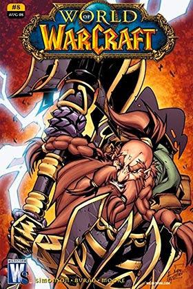 World Of Warcraft El Retorno Del Rey Comic