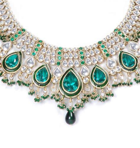 Indian kundan jewelry designs   Bridal kundan jewelry sets