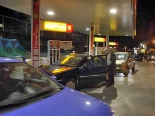 Φωτογραφία για Πάτρα–Τώρα: Ληστεία σε βενζινάδικο στα Βραχνέικα