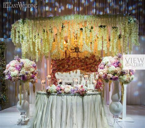 Pink Enchanted Garden Wedding In Toronto   ElegantWedding.ca