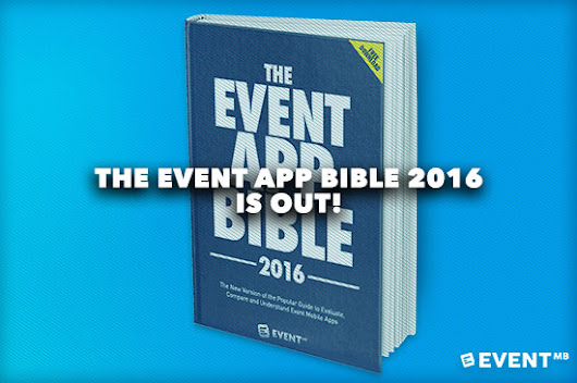 The New Event App Bible is Out