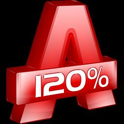 Download Alcohol 120% v2.0.3.Build 6951 Terbaru Full Version