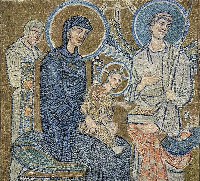 Fil: Byzantinischer Mosaizist um 705 001.jpg