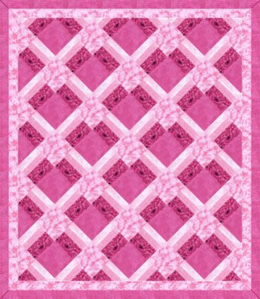 Think Pink quilt
