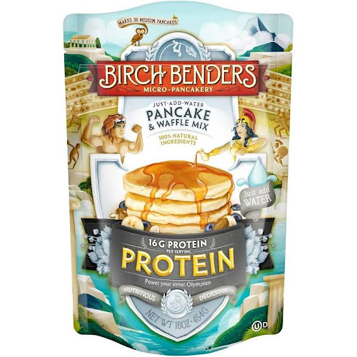 google express birch benders protein pancake and waffle mix 16