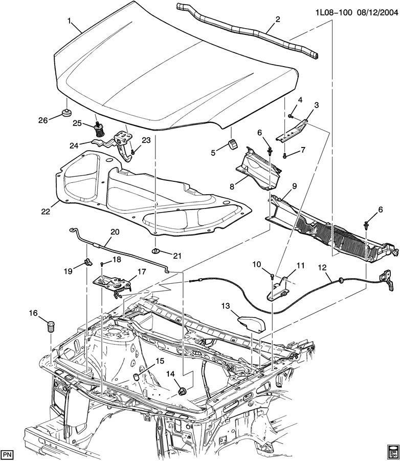 Chevrolet Cobalt Engine Diagram - Wiring Diagram