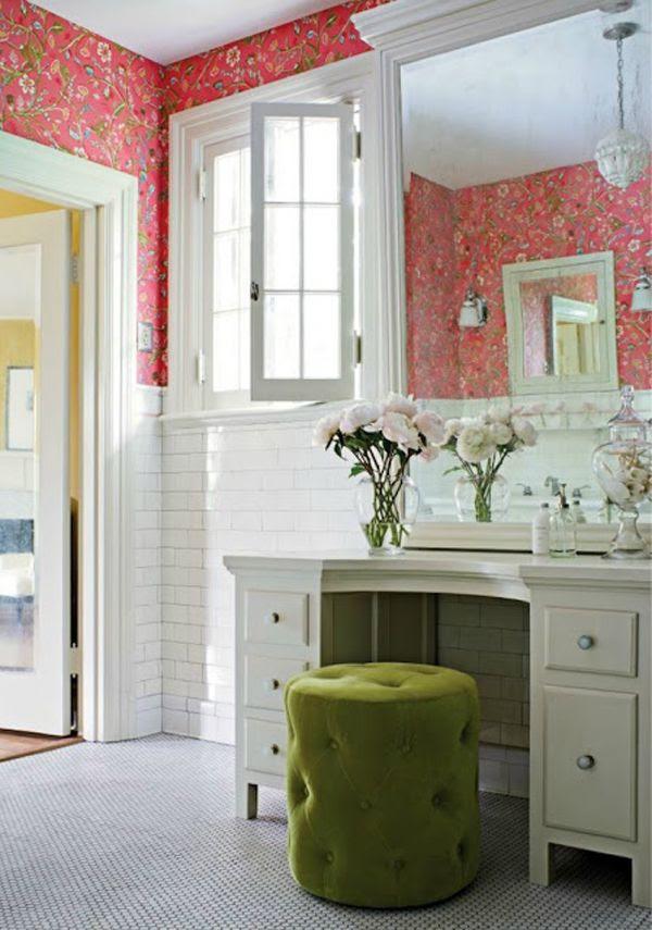 37 Elegant Feminine Bathroom Design Ideas | Interior God