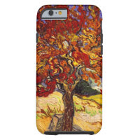 Vincent Van Gogh Mulberry Tree Fine Art Painting Tough iPhone 6 Case