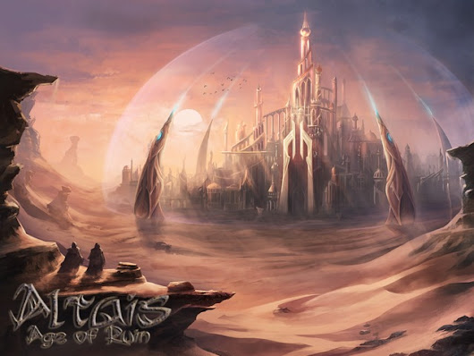Update 8: Update 8 - Moving Forward · Altais: Age of Ruin - A dystopian fantasy RPG (Canceled)