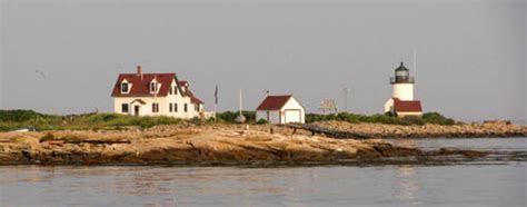 Maine Lighthouses   Kennebunkport Maine Lighthouses