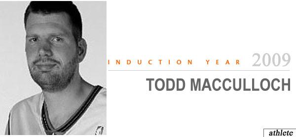 Todd MacCulloch