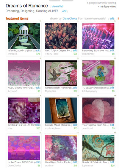 Dreams of Romance Treasury