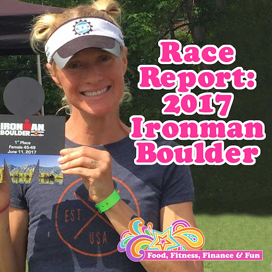 Race Report: 2017 Ironman Boulder.... Qualified for Kona!