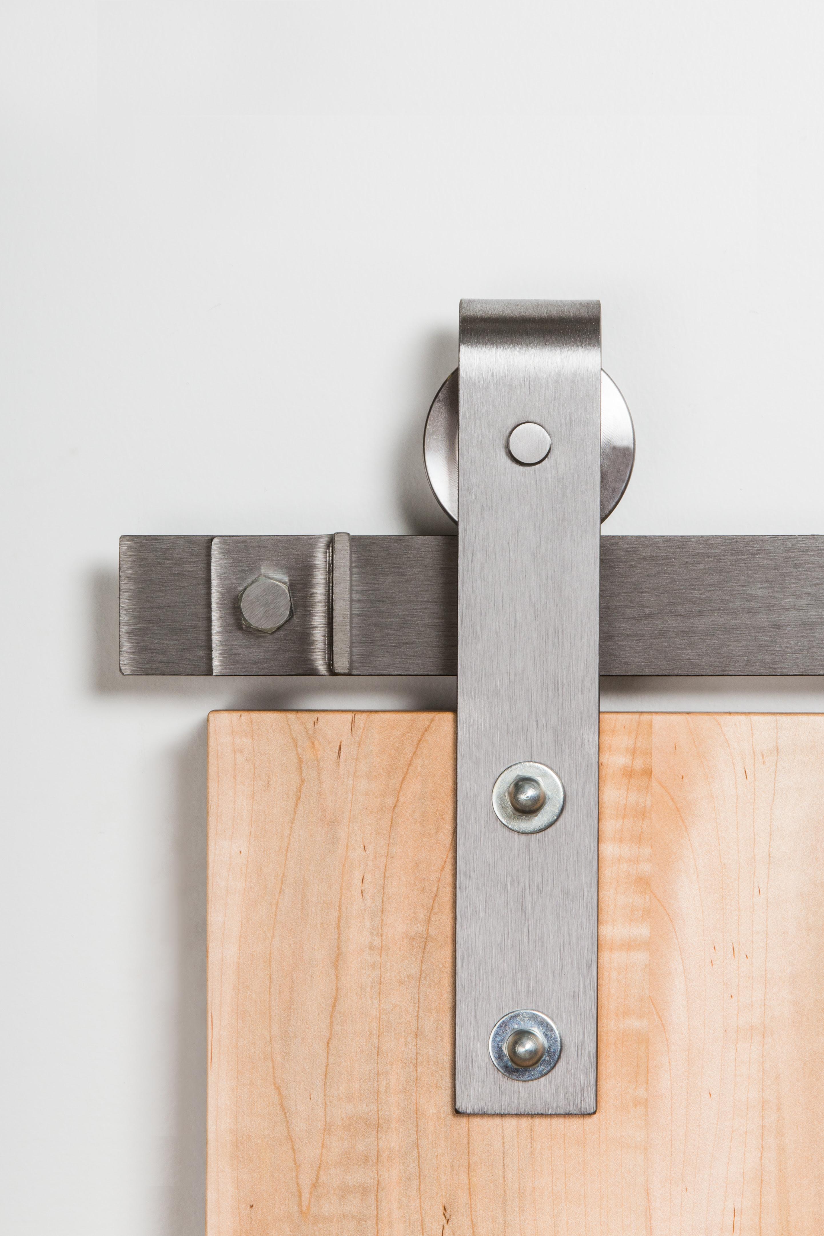Barn Door Hardware - Flat Track