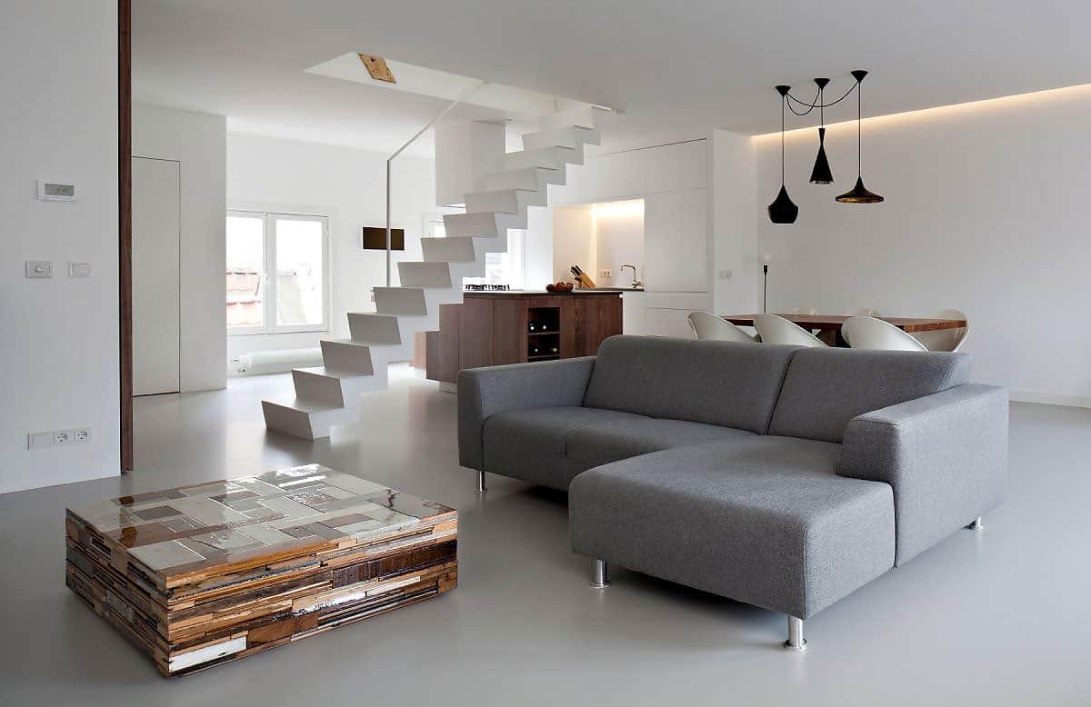 Apartment Singel by Laura Alvarez Architecture | HomeDSGN