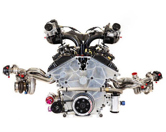 Ford Has a New Direct Water Injection System Coming - AllFordMustangs
