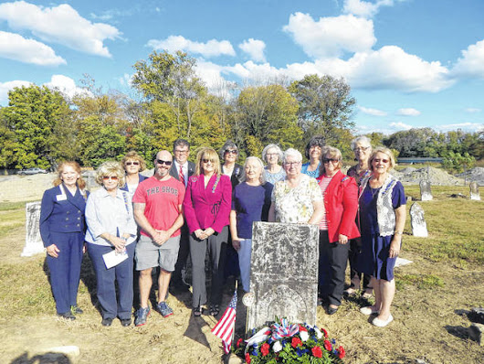 Chapter honors history of local cemetery - Portsmouth Daily Times